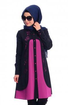Tesettür Giyim Moda Hanne Kombin Moslem Fashion, Arab Fashion, Islamic Fashion, Fashion Poses, Fashion Wear, Indian Fashion, Girl Fashion, Muslim Gown, Hijab Collection