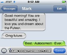 Don't worry Mark I dream about the Führer too . you broke me. Drunk Texts, Epic Texts, You Broke Me, Text Fails, Relationship Texts, Romantic Moments, L Love You, Funny Text Messages, Funny Fails
