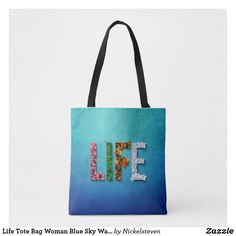 Our Woman tote bags are great for carrying around your school & office work, or other shopping purchases. Fruit Food, Elephant Gifts, Reusable Tote Bags, Snow, Woman, Water, People, Blue, Gripe Water