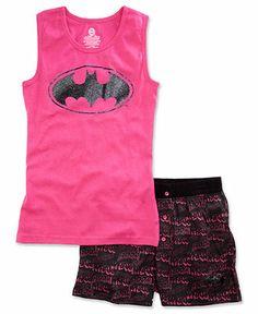 8ae4697e85 DC Comics Kids Pajamas