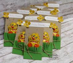 Little Oster Goodies (Barbaras Creative Studio)- kleine Oster-Goodies (Barbaras Kreativ-Studio) little Easter goodies Valentines Day Gifts For Him, Valentine Day Crafts, Easter Crafts, Creative Studio, Diy Gifts For Kids, Crafts For Kids, Happy Easter, Easter Bunny, Valentine History