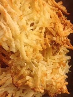 Estilo de vida com comidas saudáveis e deliciosas: Tapete de aipim paleo