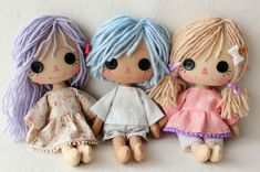 Pocket Prims Gingermelon Felt Doll https://www.facebook.com/gingermelondolls/photos_stream?ref=page_internal