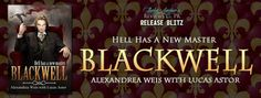 The Reading Spot Blog: Blackwell & Giveaway with Alexandrea Weise & Lucas...
