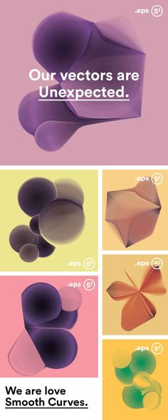 Colorpong.com – brand new vector stock. on Behance