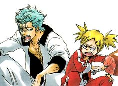 Lmao! I would love to hear these two arguing...they would be like a couple of two year olds XD