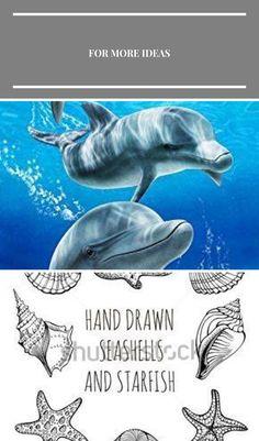 Meerestiere How To Draw Hands, Art, Marine Life, Art Background, Kunst, Gcse Art
