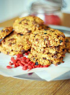 Flat flakes NO FAT cookies!