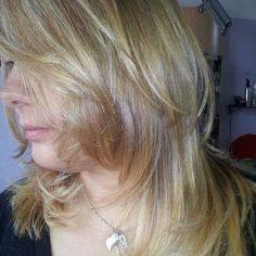 #capelli #sfumato #degrade #nicolacapelli #capellilunghi #sfumato #bronde #colore