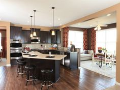 Rutherford Single Family Home Floor Plan in Plymouth, MN | Ryland Homes
