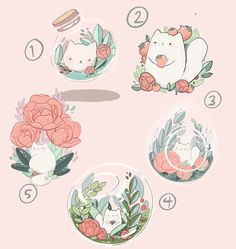 """250 Likes, 41 Comments - ✨Leigh Ellexson✨ (@leighellexson) on Instagram: """"Please help me decide! I've want to make some acrylic charms or pins but wants to know which design…"""""""