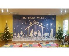 Zestaw Dekoracji Świątecznych (NA ZAMÓWIENIE) NR 43 JASEŁKA - ARQ - DECOR | Pracowania Dekoracji ARQ DECOR