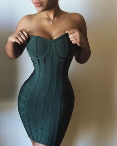 Loving this bandage dress ! #ohpolly @ohpolly