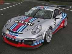 Martini Racing Returns with Porsche