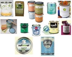 top 12 list of best no-VOC, non-toxi interior house paints Olympic Paint, House Paint Interior, Non Toxic Paint, Decorating Small Spaces, Decorating Ideas, Decor Ideas, Home Repairs, Green Cleaning