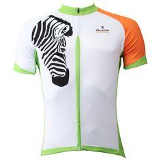 New arrival zebra outdoor Sportswear cycling jersey top cycling sportwear bike cycling clothing free shipping CC7042