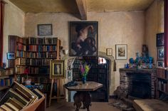 Vita Sackville-West's Library | by Bobrad