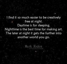 The essence of nightkind