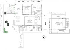 Room Rehearses The Frame House Traditional Japanese House Floor    traditional  ese house floor plan   Google Search