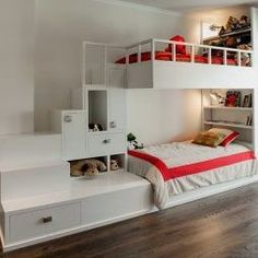 Bunk Beds Design, Pictures, Remodel, Decor and Ideas