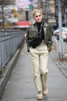 New York Fashion Week Street Style: The Looks We Need To Talk About | InStyle.co.uk