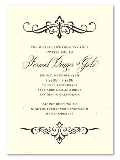 29 best invitations images on pinterest invitations corporate