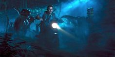 You may be cool, but never chris pratt with a raptor squad cool