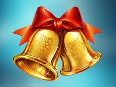 holiday bells icon