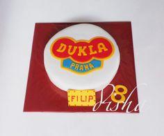 Football team Dukla Praha