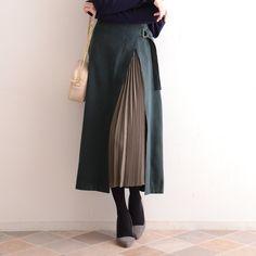 Cozy Fashion, Fashion Pants, Hijab Fashion, Korean Fashion, Modest Fashion, Fashion Dresses, Fashion Details, Fashion Design, Skirt Outfits