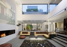 SoHo Penthouse by Nico Rensch of Architeam