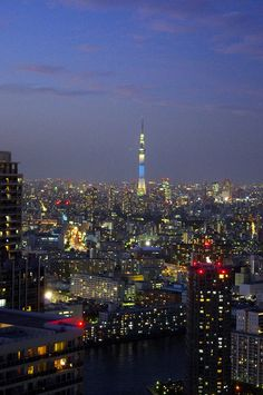 One of the view points of Tokyo Skytree City Wallpaper, Widescreen Wallpaper, Tokyo Skyline, Tower Apartment, Visit Tokyo, Beauty Night, Sky View, Birds Eye View, City Streets