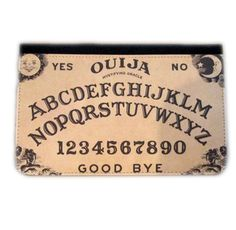 Ouija Boards and Demonic Oppression By Fr. John Hollowell, On This Rock: I spoke with a young man who was battling authentic demonic oppression for over twenty years after being in a room where a Ouija Board Board App, Board Games, Game Boards, Table Ouija, La Danse Macabre, Macabre Art, Promo Flyer, Black Magic, Halloween Decorations