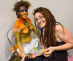 Imagen de body painting and pintura corporal