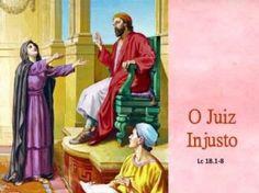 Parábola do Juiz Iníquo – Lucas 18:1-8