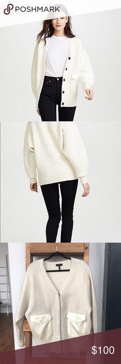 RAG & BONE LYZA CARDIGAN This fw season prone to pilling but fits the cozy aesthetic rag & bone Sweaters Cardigans