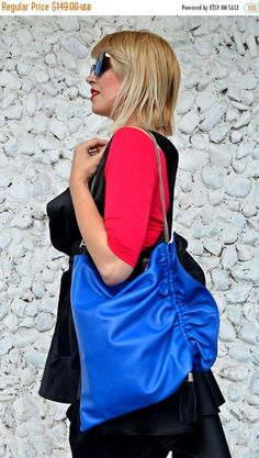 Check out this item in my Etsy shop https://www.etsy.com/listing/515893321/sale-15-off-blue-leather-bag-genuine