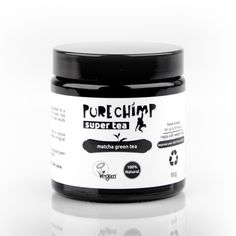 PureChimp Super Tea a.k.a Matcha Green Tea is made using green tea leaves that have been carefully ground down into a fine powder. #super_tea