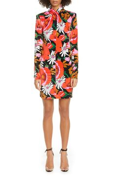 Shop a great selection of Richard Quinn Twisted Floral Print Long Sleeve Minidress. Find new offer and Similar products for Richard Quinn Twisted Floral Print Long Sleeve Minidress. Maternity Nursing Dress, Tea Length Dresses, Women's Dresses, Dress The Population, Crepe Dress, Fit Flare Dress, Nordstrom Dresses, Ladies Day, Floral Prints