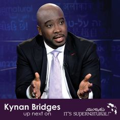 """Hear what God said to Kynan Bridges: """"This is the year of supernatural favor."""" But you must be in right alignment with heaven AND you must understand how favor operates. Kynan is ready to tell you how."""