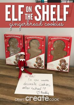 Looking for easy Elf on the Shelf ideas? These are fun and don't take a whole lot of time or energy!