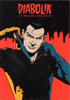 "PROMOCARD n. 7861 2008 - ""Diabolik le origini del mito"" Diabolik, Samurai Warrior, Pop Art, Cool Stuff, History, My Love, Movie Posters, Cartoons, Room"