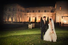 Rosecliff Mansion, Newport, Rhode Island; wedding reception