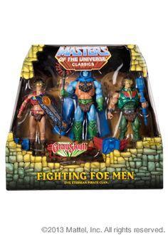 He-Man Masters of the Universe Classics Exclusive Action Figure Webstor Action- & Spielfiguren