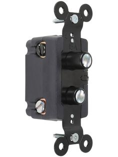 Premium 3-Way Push Button Light Switch With Mother-of-Pearl Buttons | House of Antique Hardware