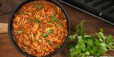 Slow-Cooker Chicken Tinga - TODAY.com Slow Cooker Recipes, Cooking Recipes, Healthy Recipes, Healthy Dinners, Crockpot Recipes, Slow Cooking, Weeknight Meals, Keto Recipes, Chicken Tinga Recipe