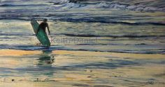 Greetings. Any Keith Daniel original oil painting work work is available in prints signed by Keith Daniel personally in limited or open edition  and  with out the water mark of course.Standard sizes 4 x 6 inches up to 8 x 10 inches. contact Keithdanielart@yahoo.com Quito, Artist Painting, Worlds Largest, Waves, Sunset, The Originals, 6 Inches, Prints, Walking