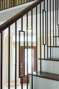 Increase The Value Of Your Home With A Stair Remodel Using Our Unique  Styles And Finishes Available In Our Wrought Iron Balusters.