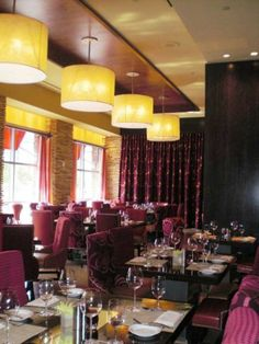 restuarant interior design | Modern Restaurant Interior Design « Furniture Design, Interior ...