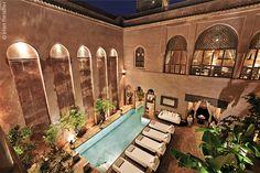 Riad Noir d'Ivoire in Marrakech